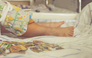 erste Therapien und die Injektion | Reha-Tagebuch Tage 3 und 4