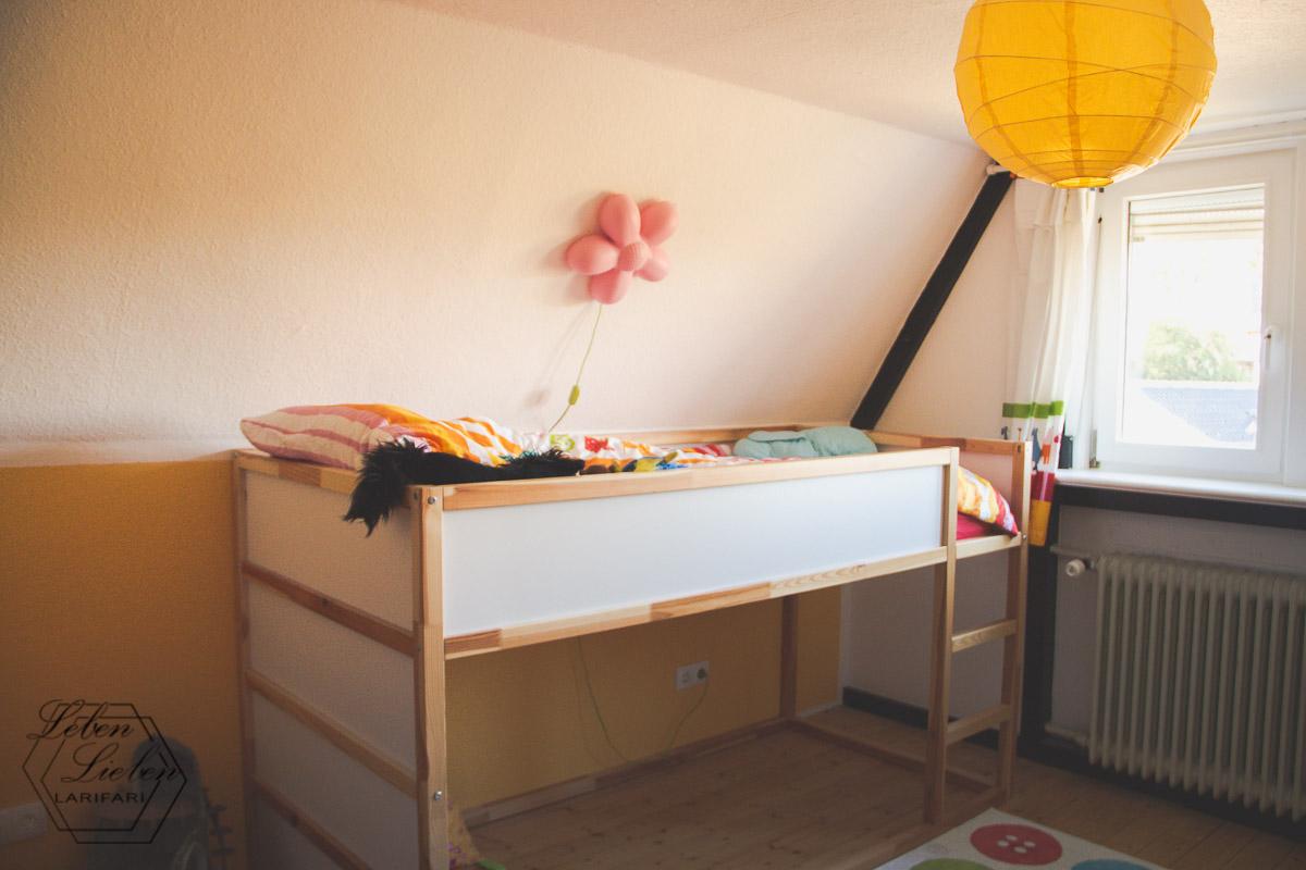 Lottes Zimmer herrichten