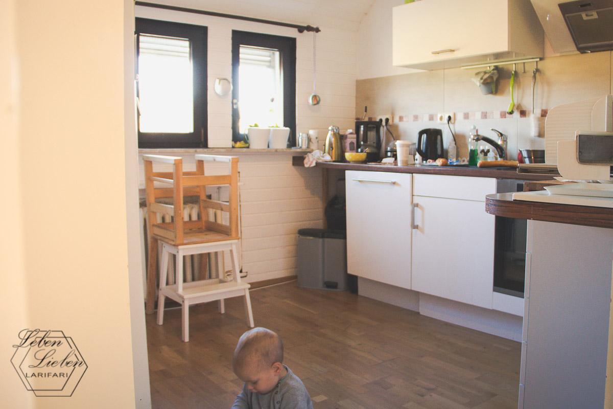 Küche auf Vordermann bringen