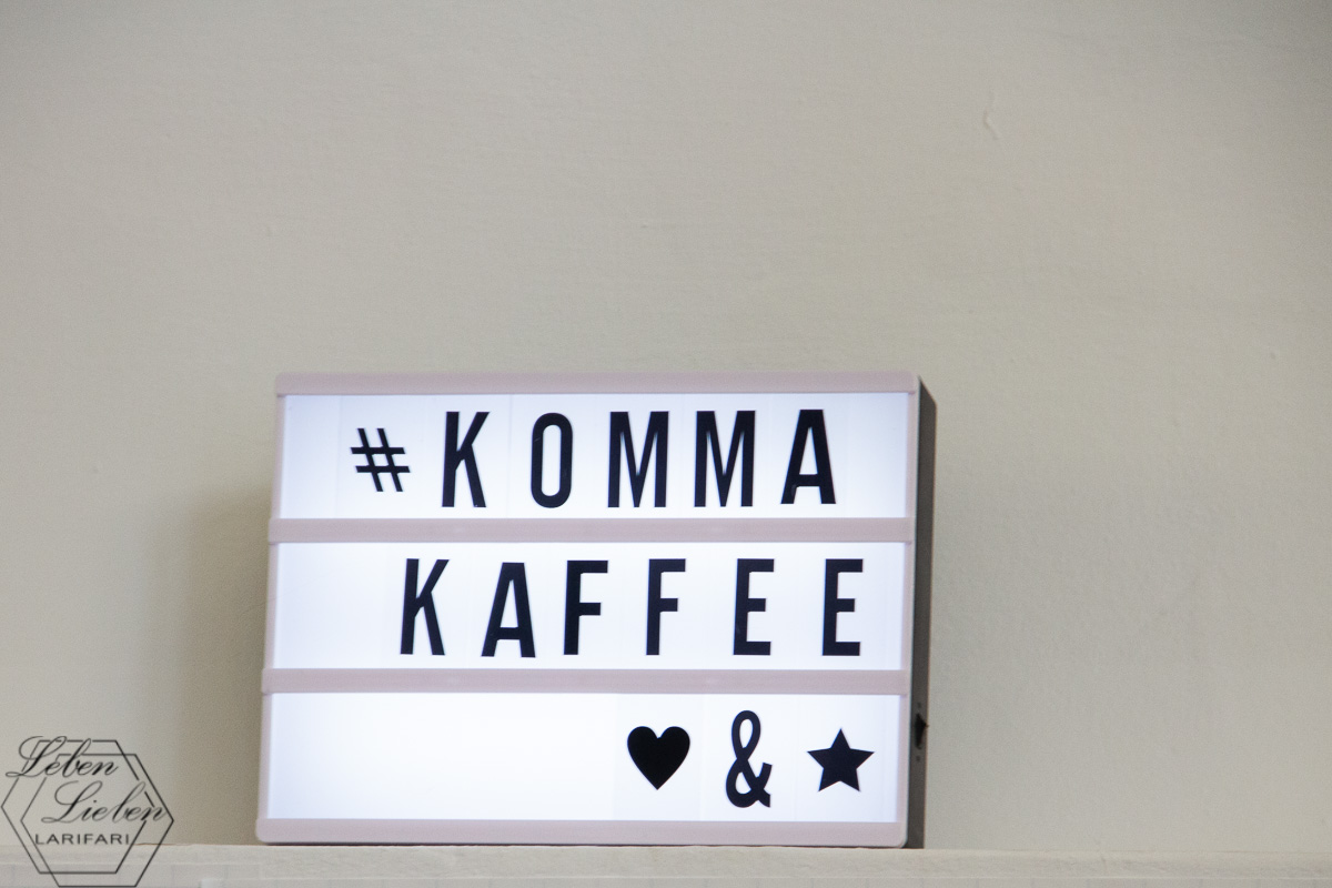 #KommaKaffee