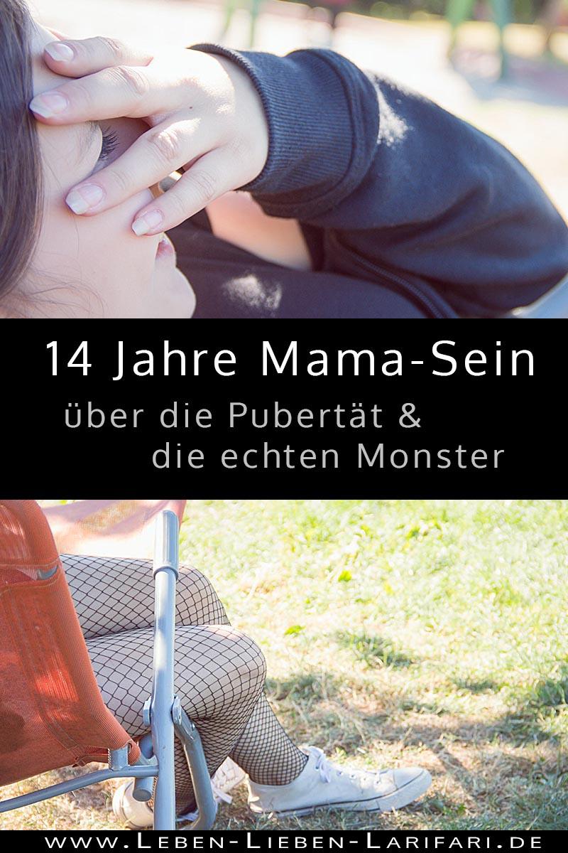 14 Jahre Mama-Sein – über die Pubertät und echte Monster