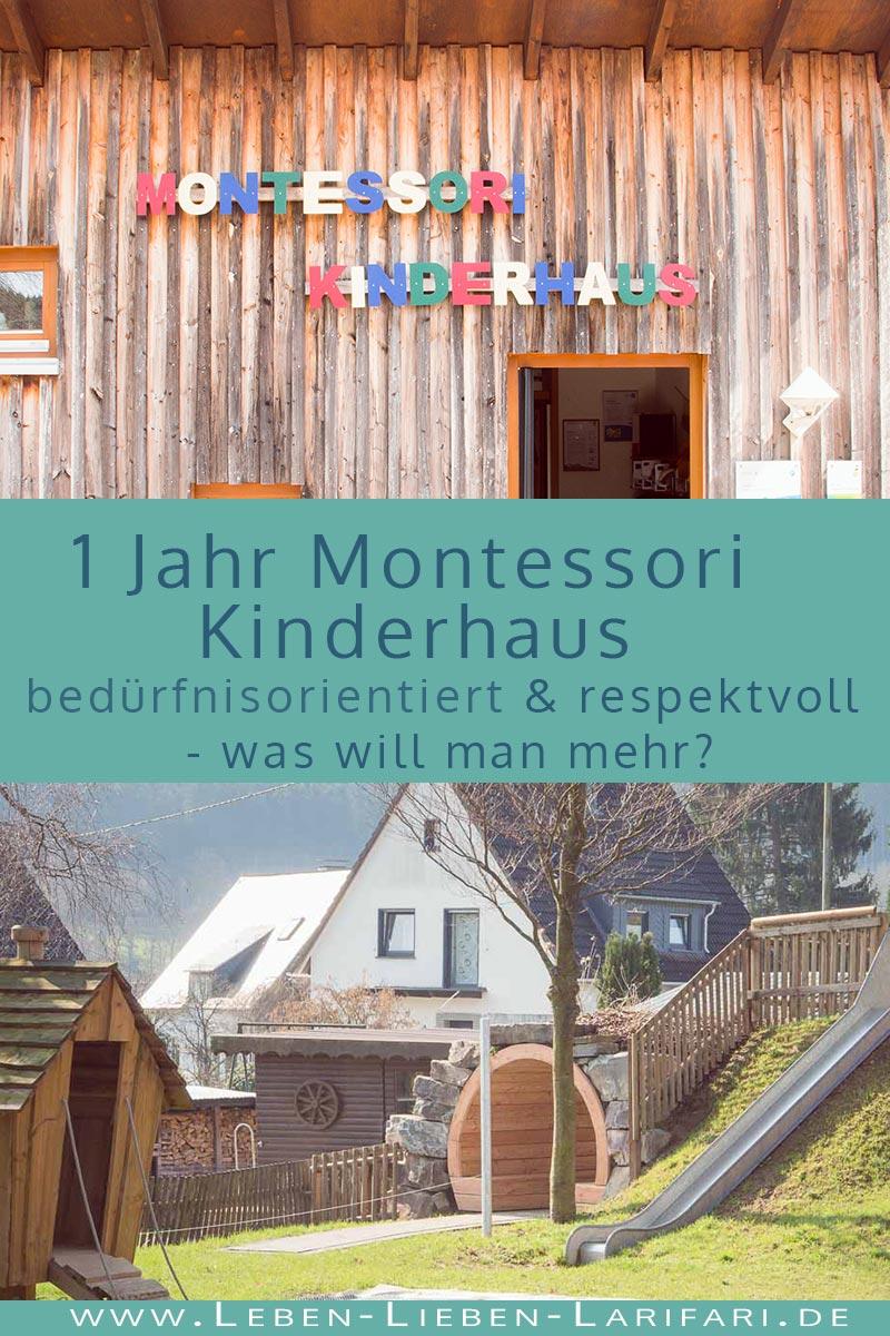 1 Jahr Kindergarten – von Tränen, Veranstaltungen & der großen Liebe