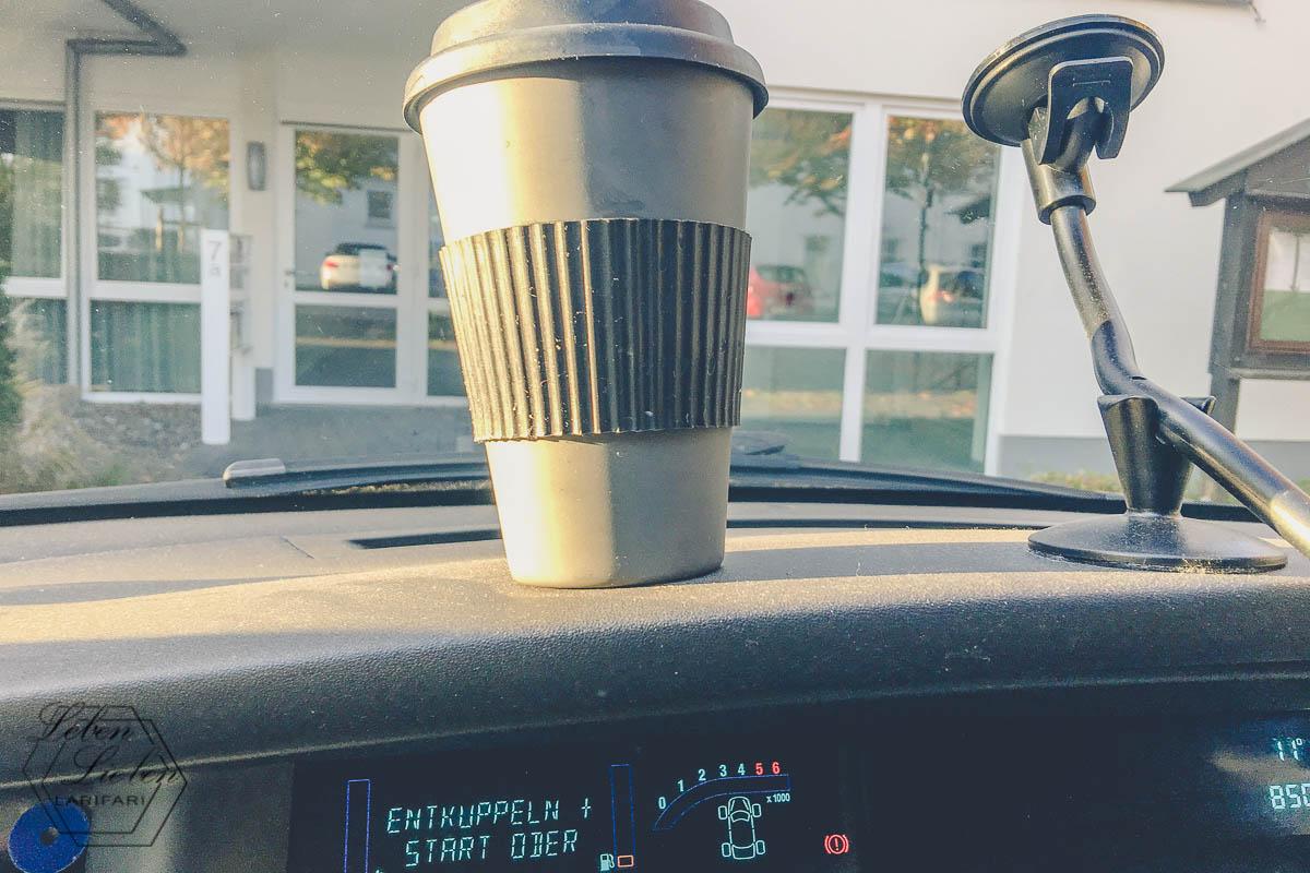 Mein Kaffee vor dem Termin