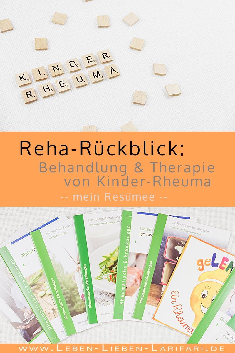 Reha-Rückblick: Behandlung, Therapie und ein Resümee