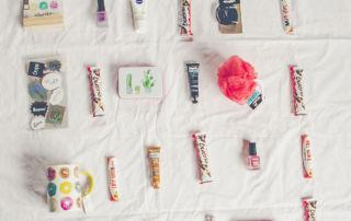 Adventskalender für eine 12-jährige - viele Kleinigkeiten für kleines Geld