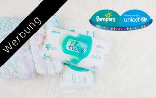 [Anzeige] Pampers für UNICEF - gemeinsam gegen Tetanus