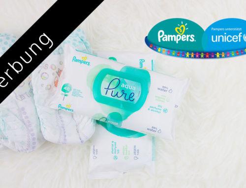 [Anzeige] Pampers für UNICEF – gemeinsam gegen Tetanus