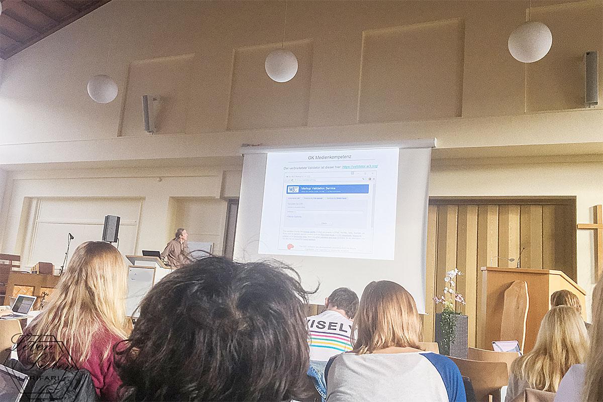 Vorlesung Medienkompetenz Web: Basics
