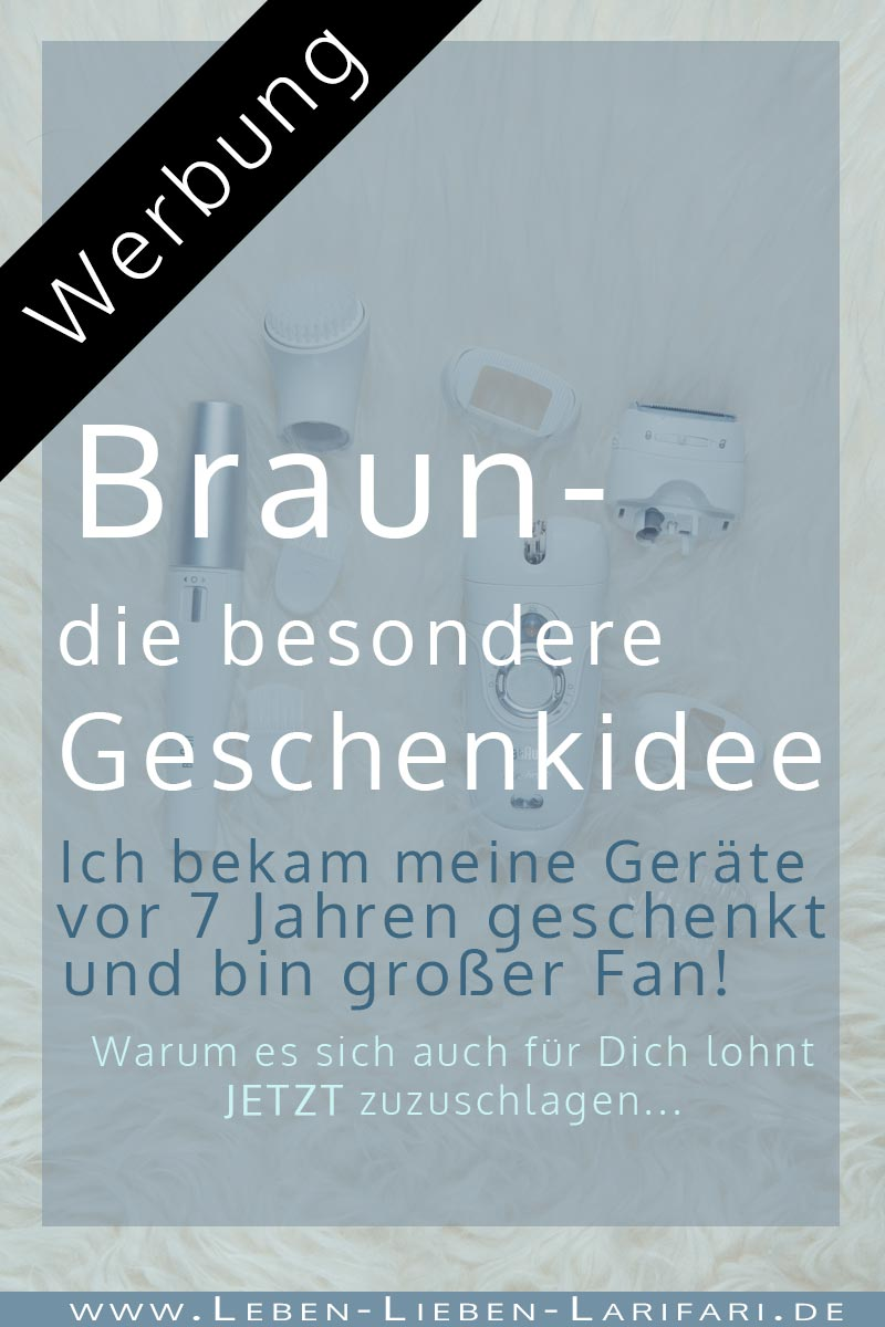 [Anzeige] Braun – die besondere Geschenkidee