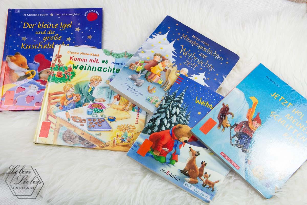 Lieblingsbücher zur Weihnachtszeit