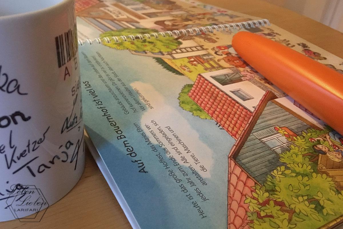 Kaffee für mich - Buch für den Jüngsten