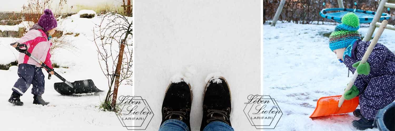 Highlights im Januar - Schnee, Schnee und noch mehr Schnee