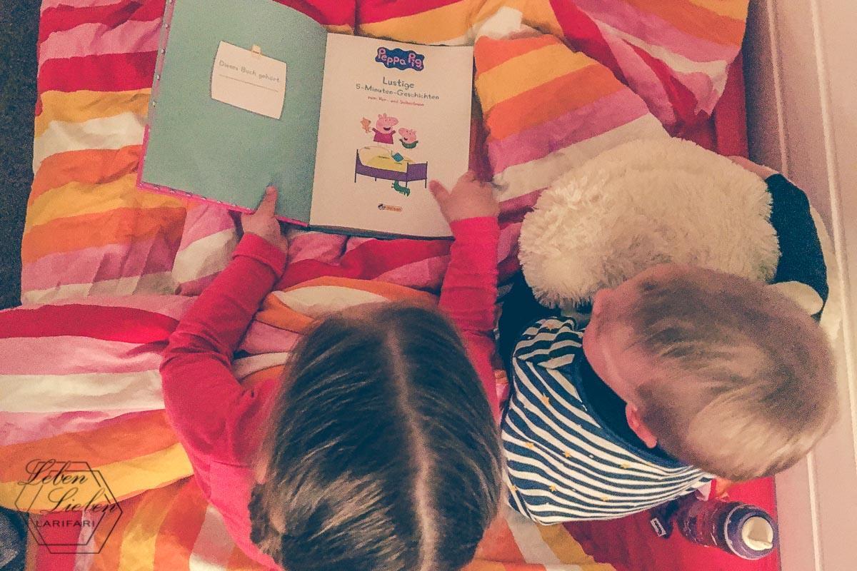 gemeinsames Vorlesen