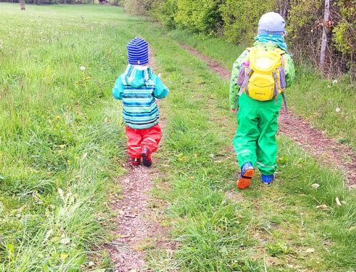 Launen, Nasenbluten und … zu viel vom Tag! | Alltag mit den Kindern