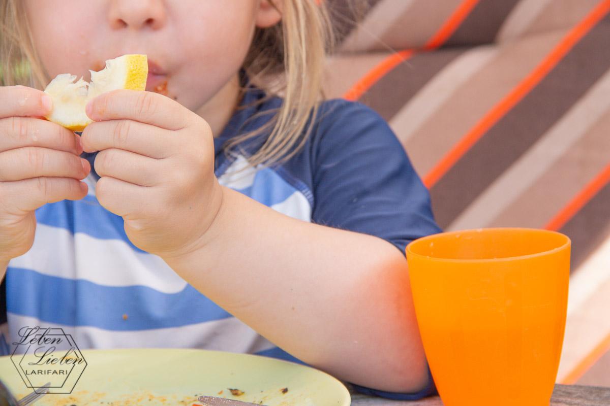 Lotte liebt Zitronen