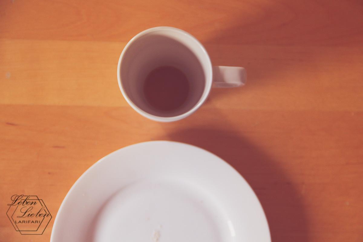 Frühstück - ganz in Ruhe