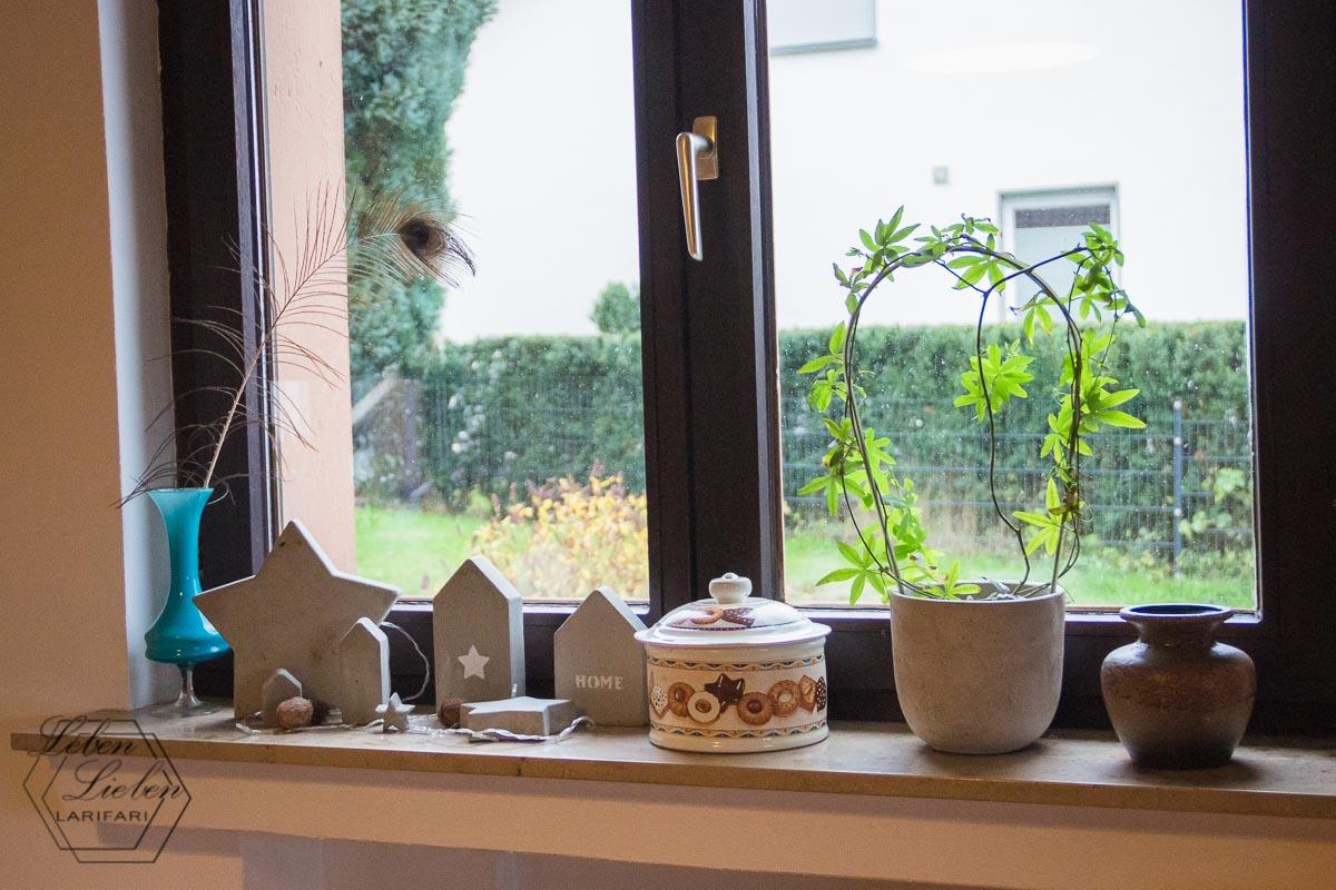 Fenster im Esszimmer