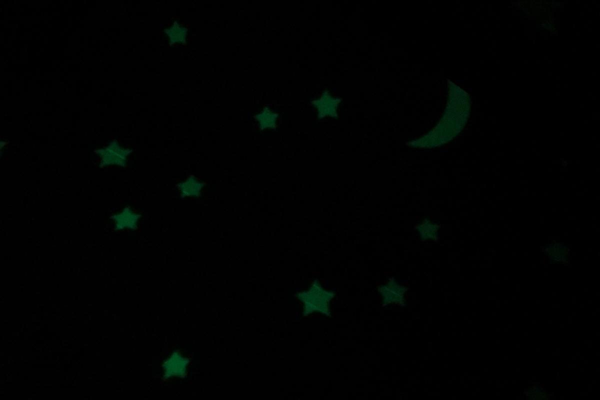 Sternenhimmel... Feierabend