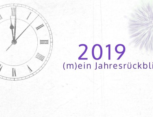 2019 – ein Jahresrückblick