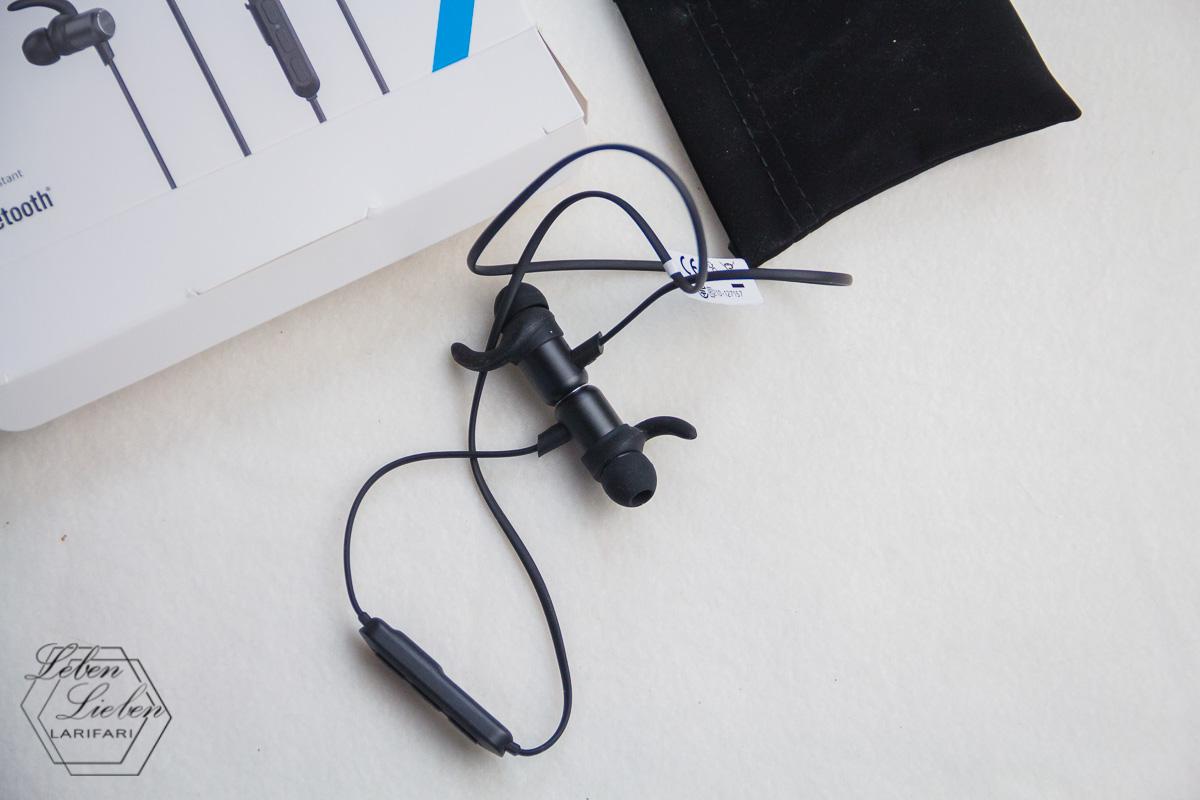 Bluetooth-Kopfhörer sind angekommen