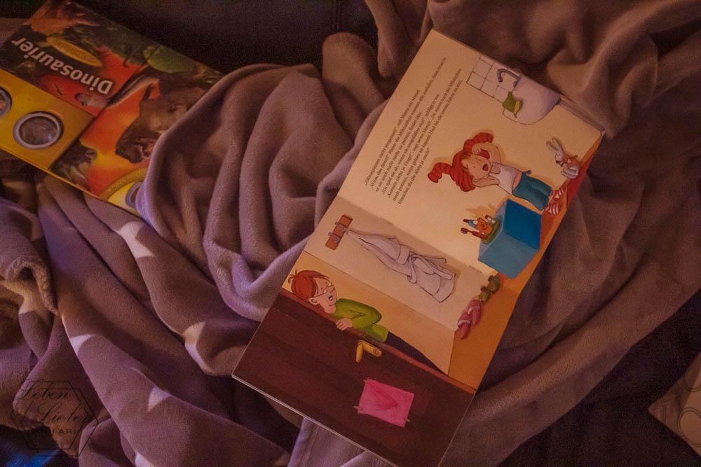 Lesen mit dem Mittelkind