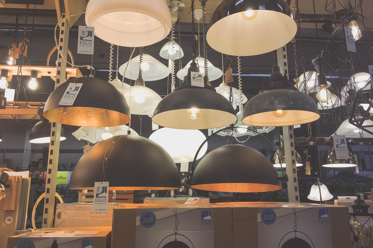 Baumarkt Zwo: schöne Lampen